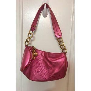 Juicy Couture Pink Metallic Purse